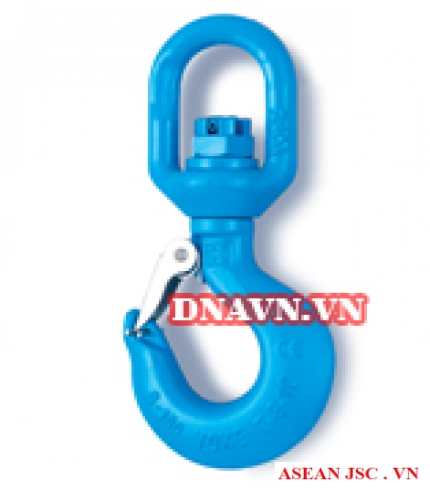 Alloy Swivel Hoist Hook