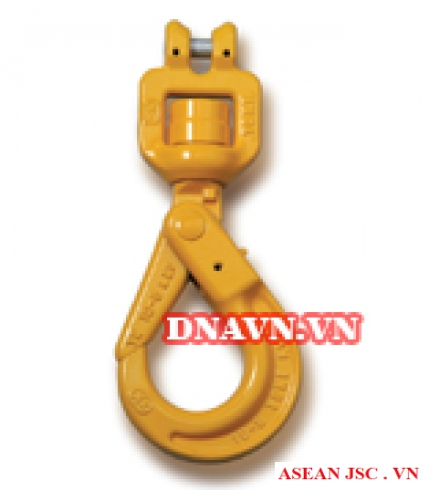 "Clevis Swivel Self Locking Hook. Code ""KP"""