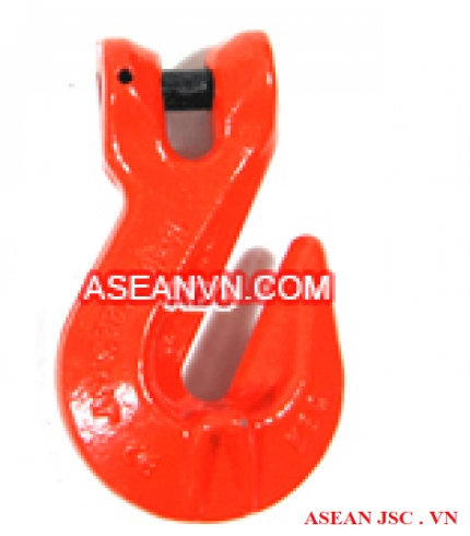 GR80 Clevis grab hook with wings KP-1326