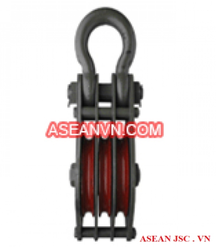 Ròng rọc Steel Block, Shackle Type [KP-5021]